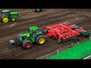 RC Tractor Action Amazing compilation of Siku Control Tractors in 1 32