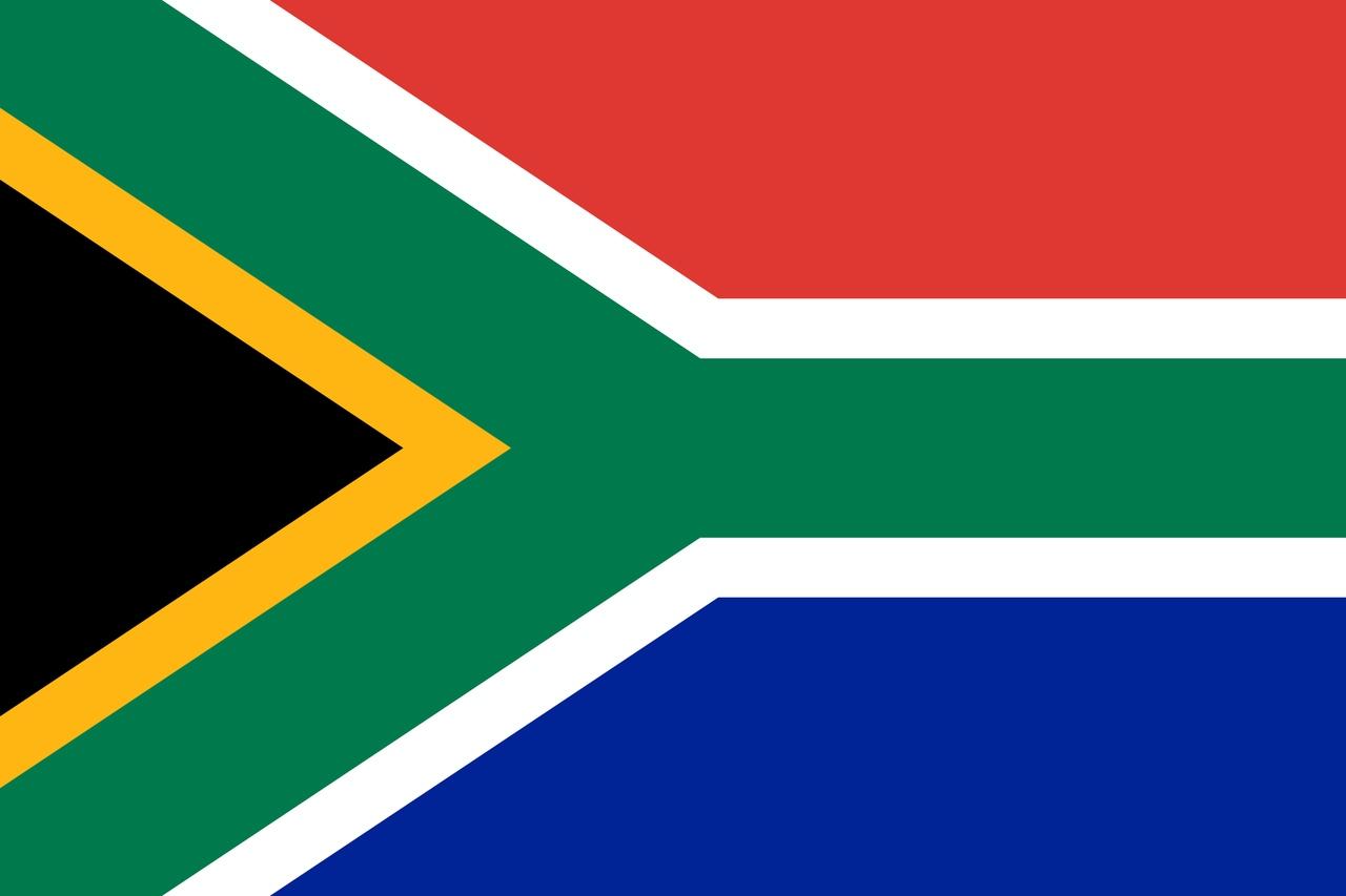 Флаг Южно-Африканская Республика