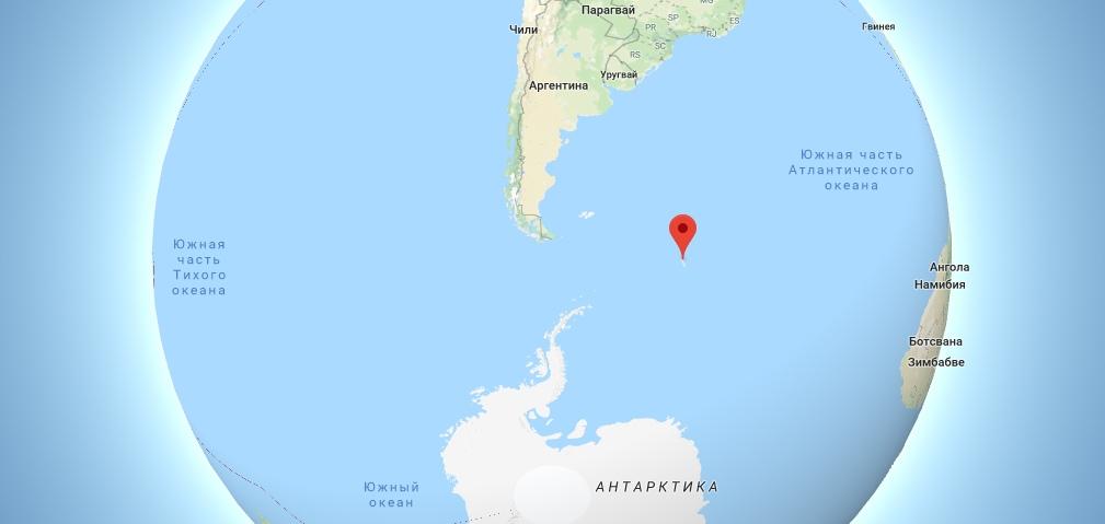 Южная Георгия и Южные Сандвичевы острова