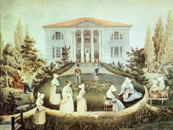 ВОЗВРАЩЕНИЕ САДОВОГО ПРАЗДНИКА Жизнь в современном загородном доме все больше начинает походить на жизнь усадебную, такой, какой она была еще столетие назад. И сад, включенный в единое жизненное