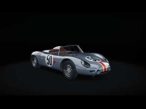 Laguna Seca @ Porsche 718 RS 60 Spyder | SRS - LIVE ONBOARD