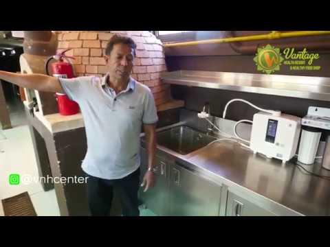 Как нейтрализовать кислые отходы в организме с помощью щелочной воды
