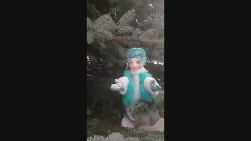 Кукольный спектакль Мороз красный нос