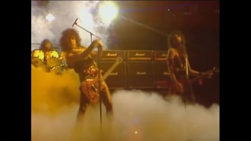 KISS - All Hell's Breakin' Loose (1984) (Official Live Video)