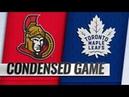 Ottawa Senators vs Toronto Maple Leafs – Sep.18, 2018 | Preseason | Game Highlights