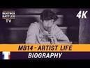 MB14 Beatbox Rap 🔴4K Interview ARTIST BIOGRAPHY Berywam The Voice World Champion Loop Station
