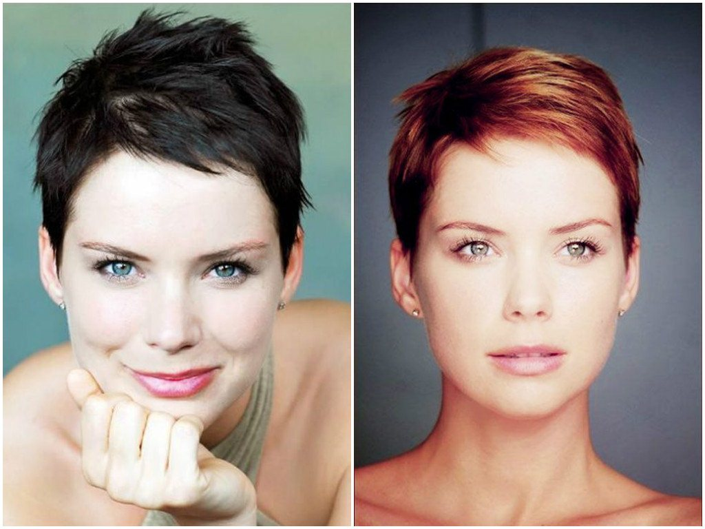 Short Pixie Haircuts 2019 For Women's And Teens