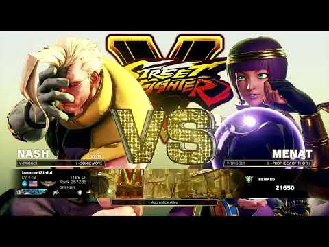 Street Fighter V: Arcade Edition (PlayStation 4) Arcade as Nash (SF V)