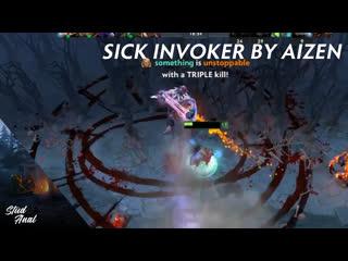 Sick invoker by aizen