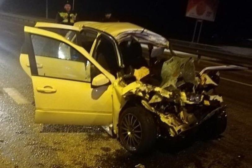 Два молодых парня из КЧР погибли в ДТП под Невинномысском