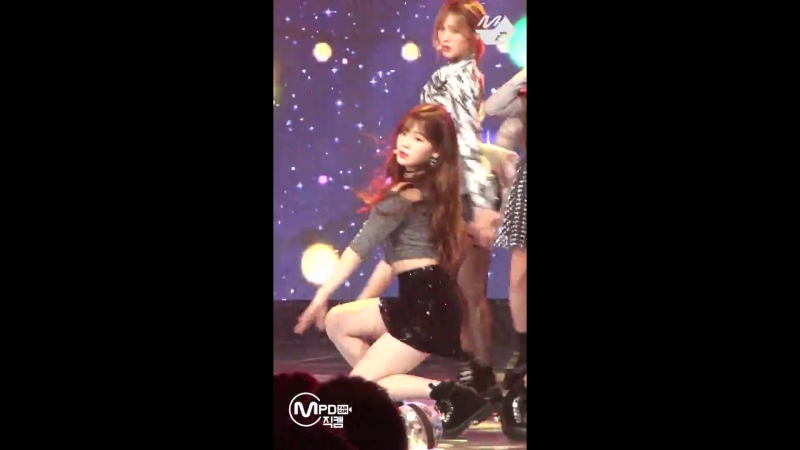 · Fancam · 180920 · OH MY GIRL Remember Me Seunghee focus · Mnet M Countdown ·