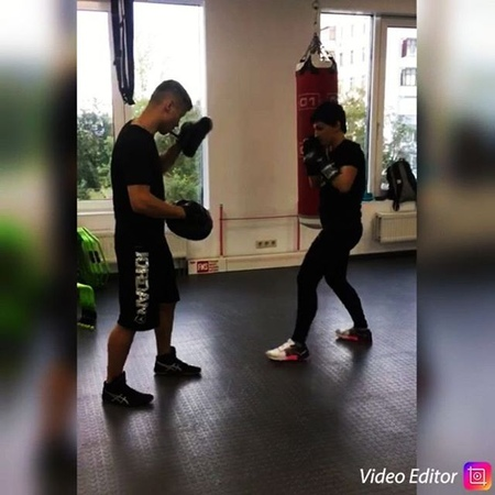 Marina kazak video