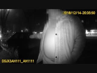 В Мариуполе пьяный водитель предлагал полицейским взятку в 200 долларов