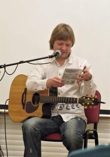 Поэт, рок-музыкант, актер Алексей Кудрявцев - АК - Страница 5 IVloUckbong
