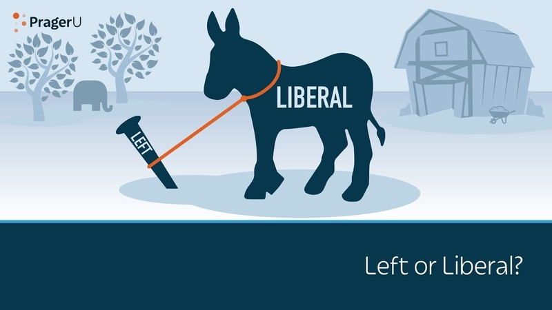 Left or Liberal