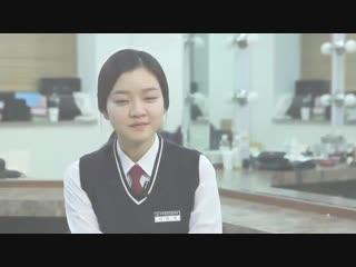 잘 지내나요 배우들의 안부 영상 - 우아한거짓말 김희애 고아성 김유정 김향기 (1)