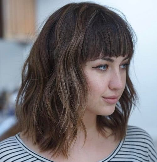 STYLISH BOB HAIRCUTS 2019 BANGS WITH SIMPLE LOOK, OUTSTANDING YOU! 3