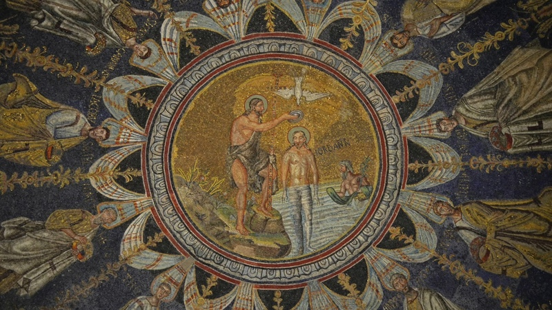 Byzantine chant Ὅσοι εἰς Χριστὸν ἐβαπτίσθητε Χριστὸ 95
