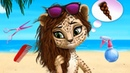 Jungle Animal Hair Salon Games for Girls Pet Care Makeup Dress Up Fun Animal Makeover Games