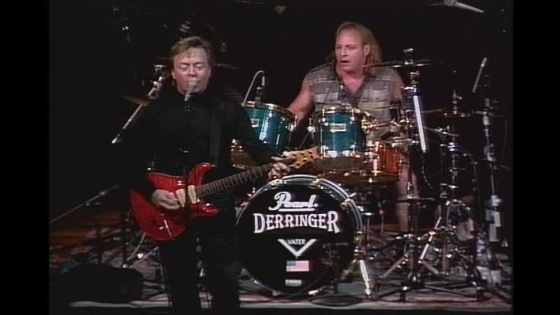 RICK DERRINGER - Coming Home ( Домой ) ( Live At Theatre , Cheney Hall , In Manchester , USA , 2002 г )