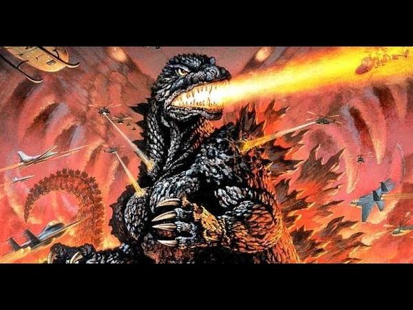 Альманах жанра файтинг - Выпуск 55 - Godzilla