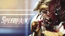 ''I don't feel so good either...'' (Iron Man) [Speedpaint]