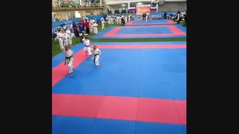 «Пульс Невы» Открытый турнир по каратэ версии WKC 28-30.11.2018