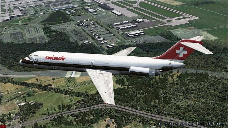 Авиакатастрофы: Распавшийся за секунды