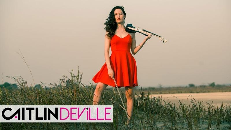 Galamukani (James Sakala) - Electric Violin Cover | Caitlin De Ville