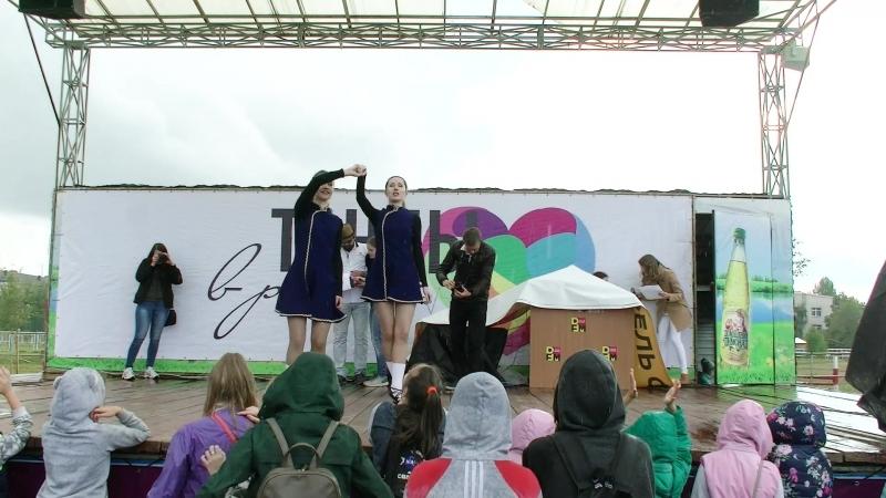 Школа ирландских танцев Аваллон Танцывритмесердца 2018 Барнаул