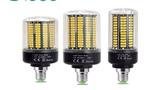 Распаковка и обзор led лампы кукурузы с aliexpress патрон E14