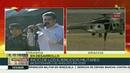 Nicolás Maduro São os exercícios militares mais importantes de nossa história em espanhol