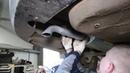 Замена глушителя и резонатора на автомобиль ВАЗ Приора