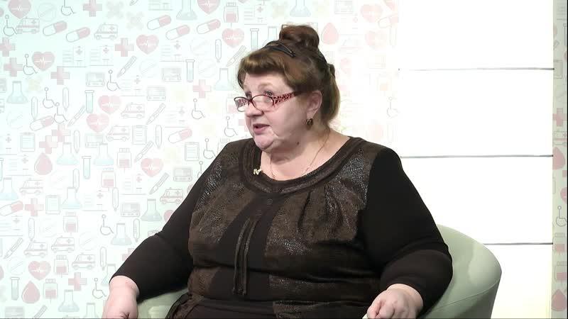 Марианна Петрова -зав. кабинетом иммунопатологии Гатчинской КМБ
