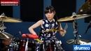Senri Kawaguchi Drum Solo 2018