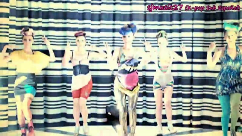 Wonder Girls - 2 different tears (eng ver) [MV] [Sub EspañolLyrics] sjmusic27