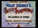 The Goddess of Spring Богиня Весны 1934 Walt Disney Productions