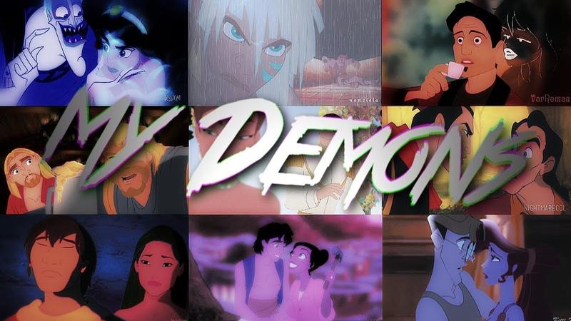 My Demons | Non/Disney Crossover MEP [16]