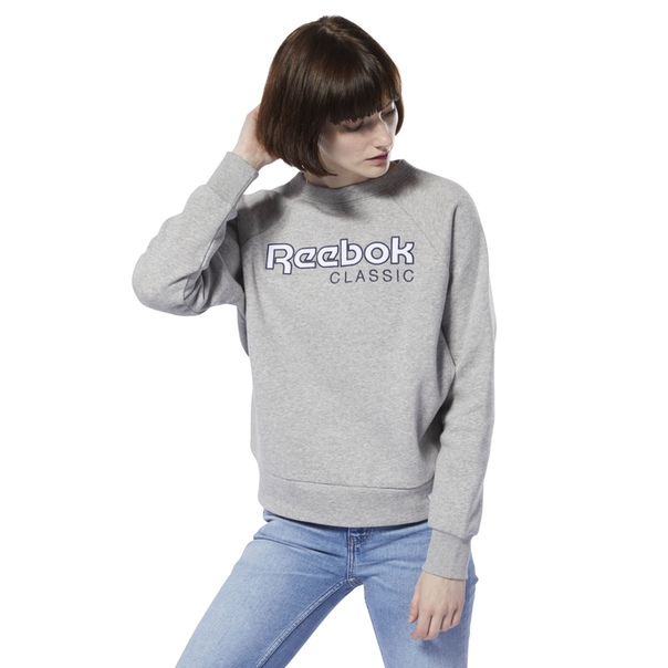 Свитшот Classics Big Logo Fleece Crew