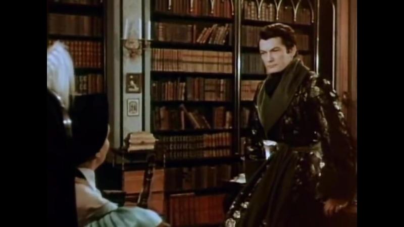ГРАФ МОНТЕ-КРИСТО (1953) 2часть HD