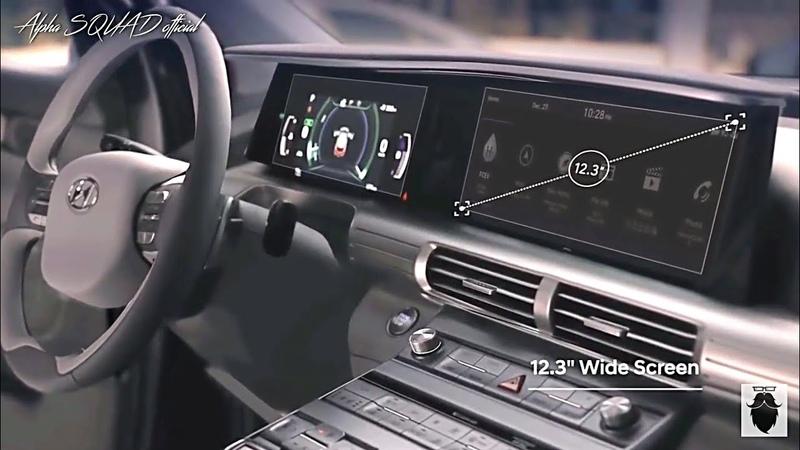 2019 Hyundai NEXO – Fuel Cell Electric Vehicle (FCEV)