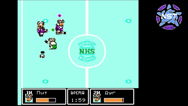 Ike Ike Hockey. 5 Сезон. Пожилая лига. mafuta vs TubusTD