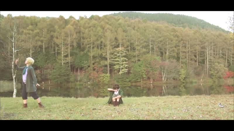 【ロミオの青い空】 ニア 踊ってみた sm34039309