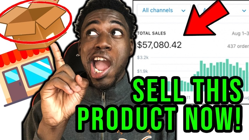 Sell this WINNING $50,000 Shopify Product NOW! | Aliexpre