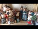 Русские Деревянные Игрушки Вместо Китайского барахла