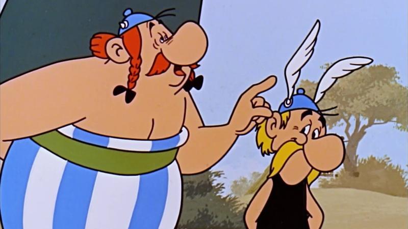 Astérix Le Gaulois (1967) (Film HD 1080p)