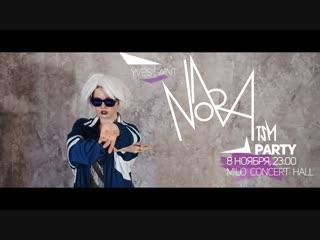 yves saint NORA| 8.11.18