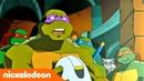 Черепашки-ниндзя 2003   1 сезон 2 серия   Nickelodeon