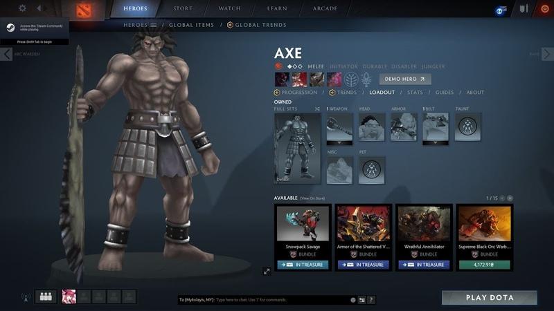 [D2Mod] Heracles (Berserker) replace Axe v1.0 Gameplay