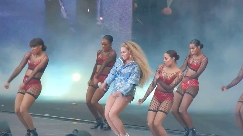 Beyonc Jay Z OTR II Baby Boy Mi Gente Bam Countdown 03.07.18 Cologne HD